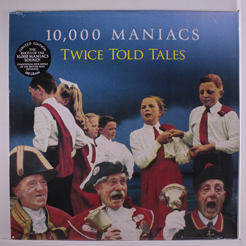 Album Review: 10,000 Maniacs – Twice Told Tales | Backseat ...