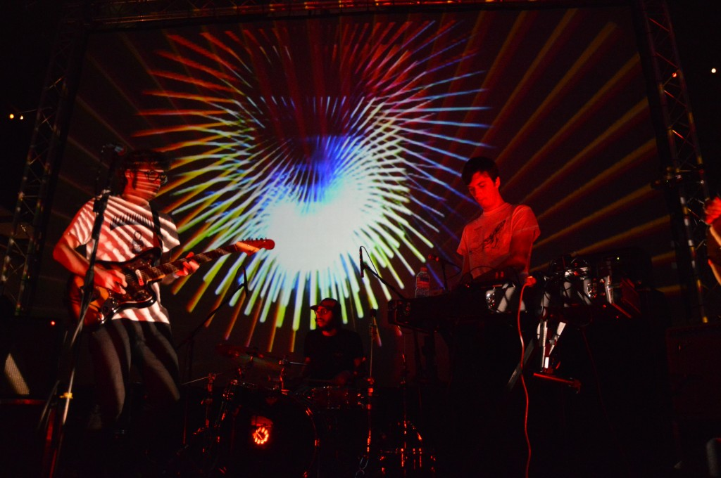 Lay Llamas at 2014 Liverpool PsychFest  (Foto by Simon Delic)
