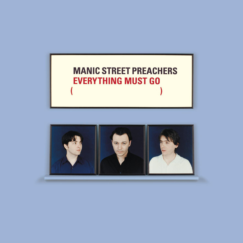 Not Forgotten: Manic Street Preachers - Everything Must Go ...