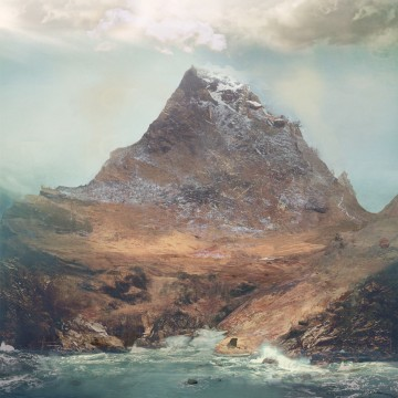 Image of mountain - Stillhound album artwork