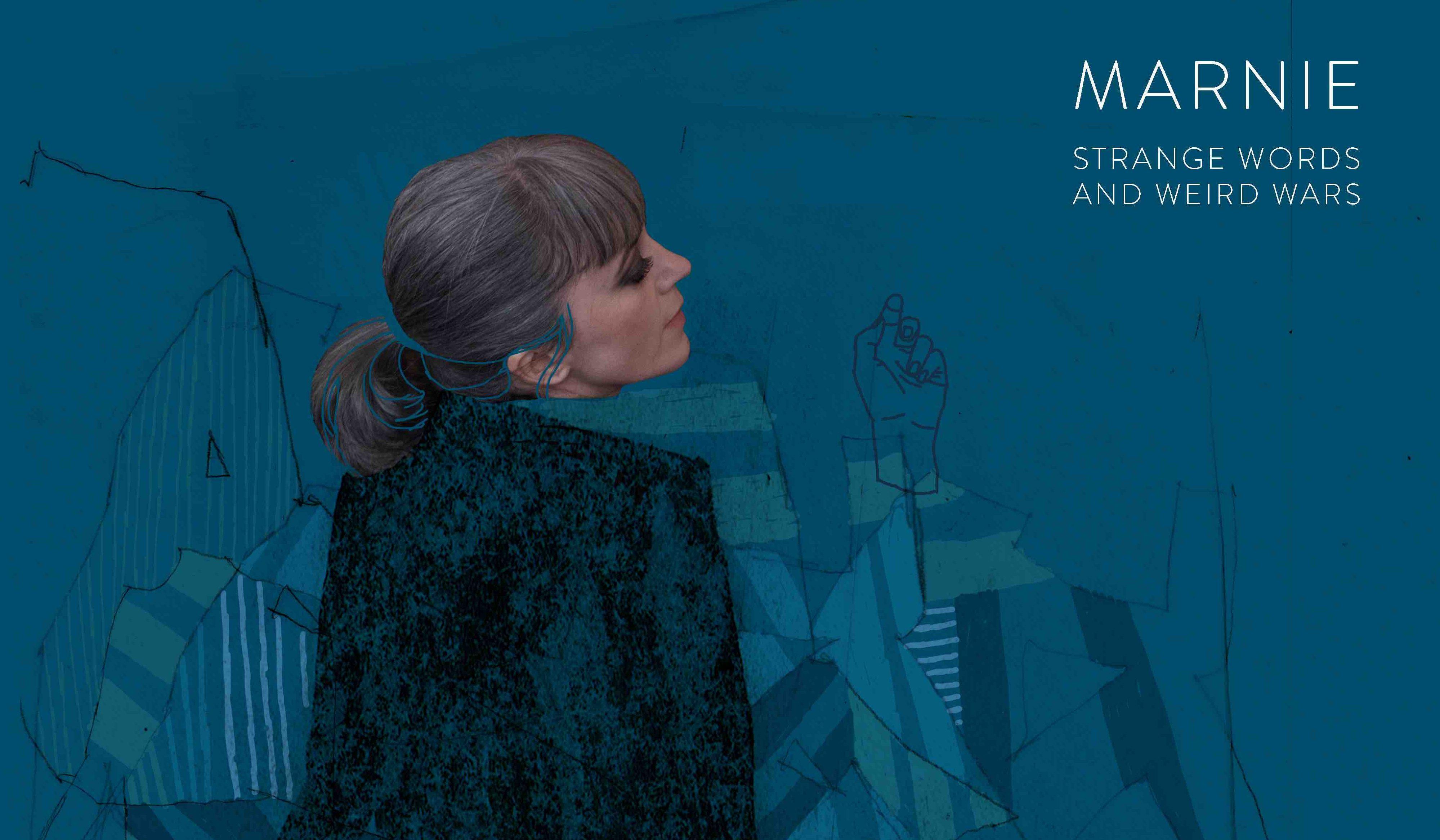 Marnie Strange Words And Weird Wars Album artwork