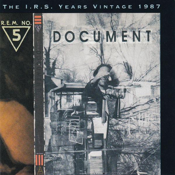 Classic Album: R E M  - Document - Backseat Mafia