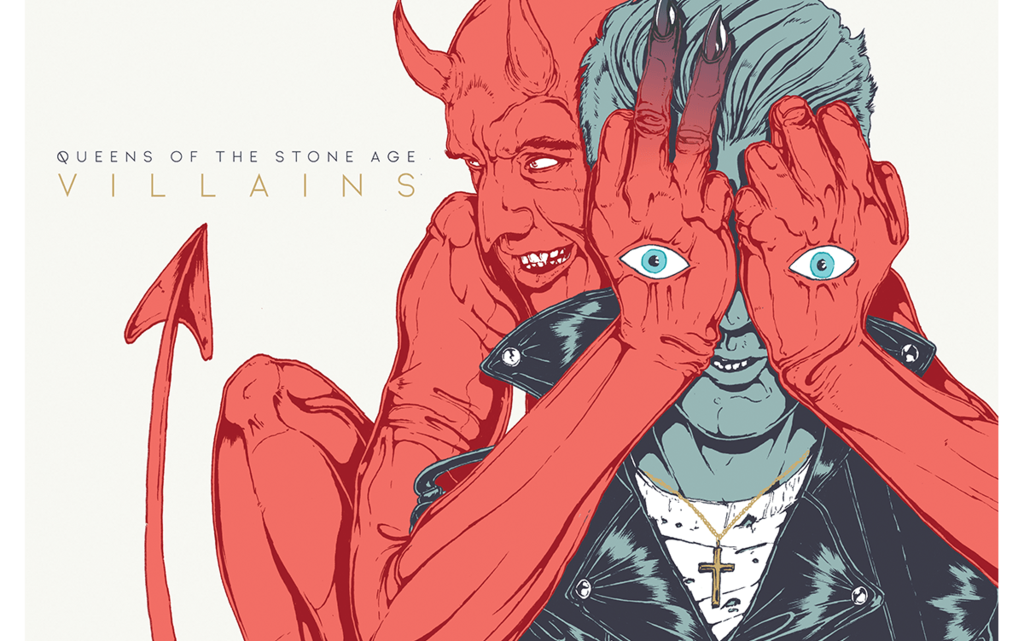 d6a6d52b8 Album Review : Queens of the Stone Age 'Villains' | Backseat Mafia