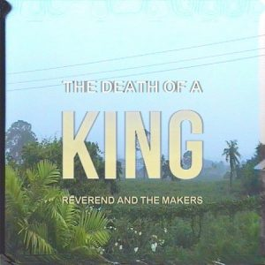 The Death Of A King Album Art