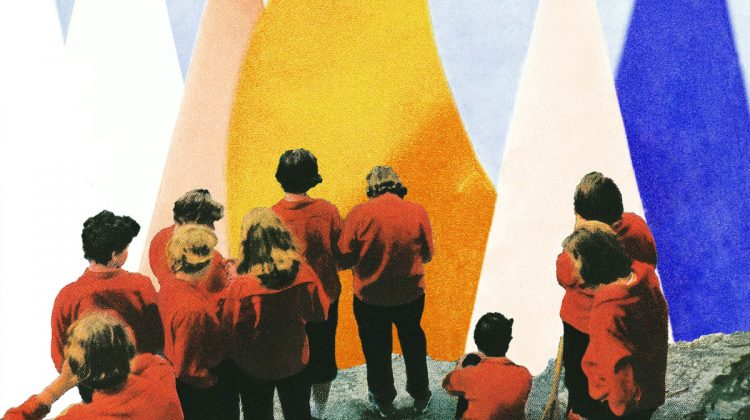 Alvvays Antisocialites Album Cover image