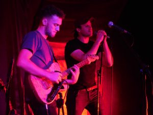 Ryan and Dan at The Islington