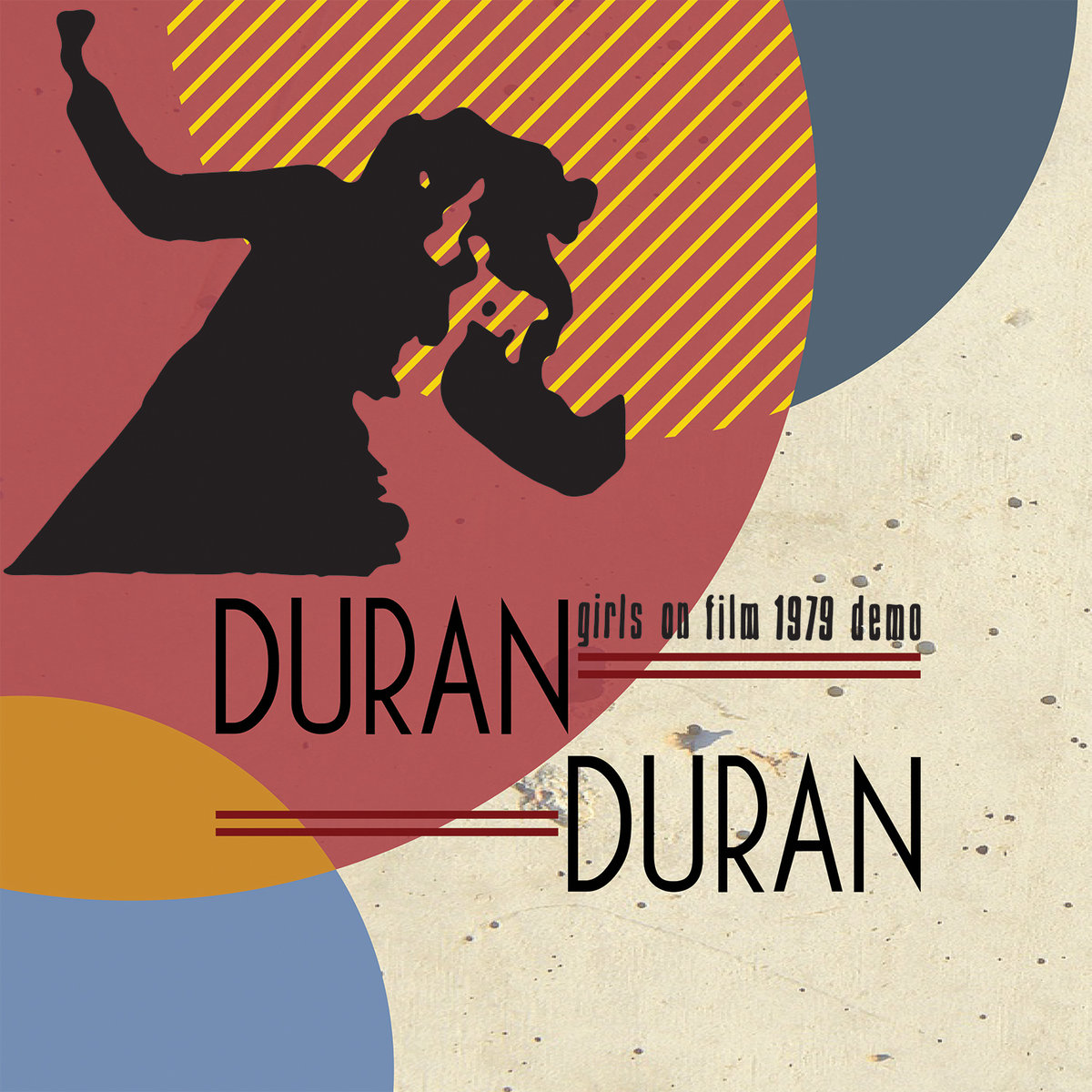 Cover artwork for Duran Duran Girls on Film 1979 Demo EP