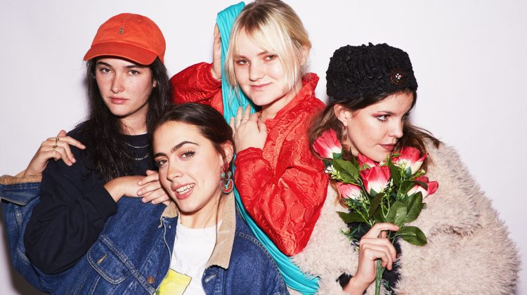 Promo image of Hinds for New For You single