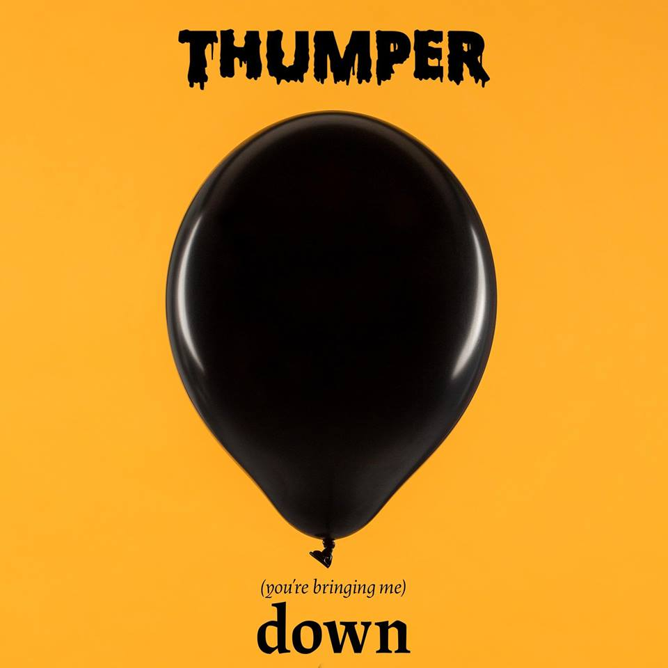 Thumper release new video for Down