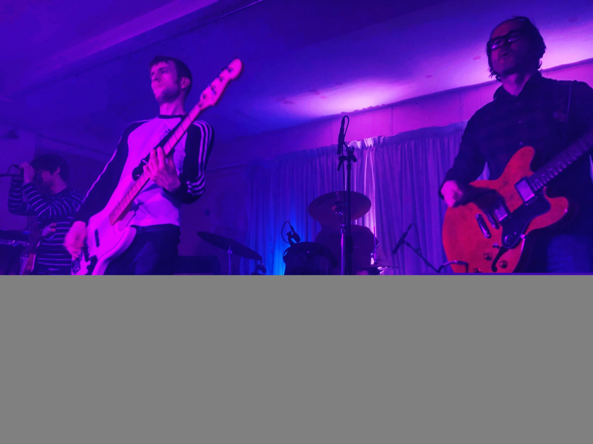Say Psych: Live Review: The Lucid Dream & Working Men's Club