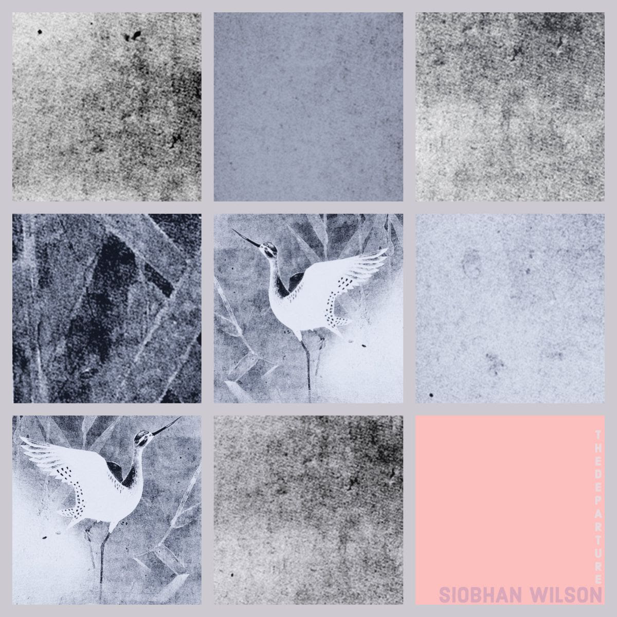 Album artwork for The Departure by Siobhan Wilson