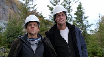 Photo used for Greg Hyde's review of The Hummingbird Project.