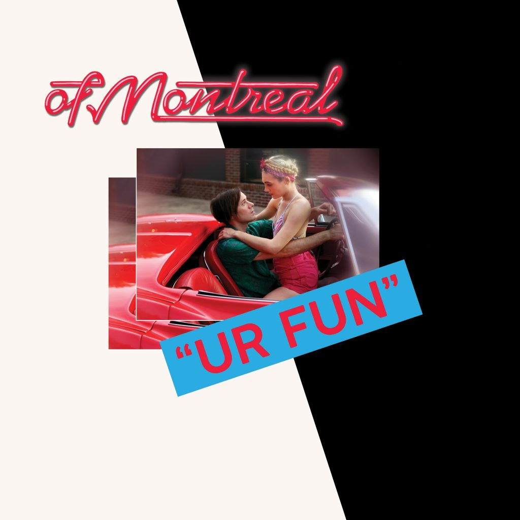 of Montreal - UR FUN - Album Artwork