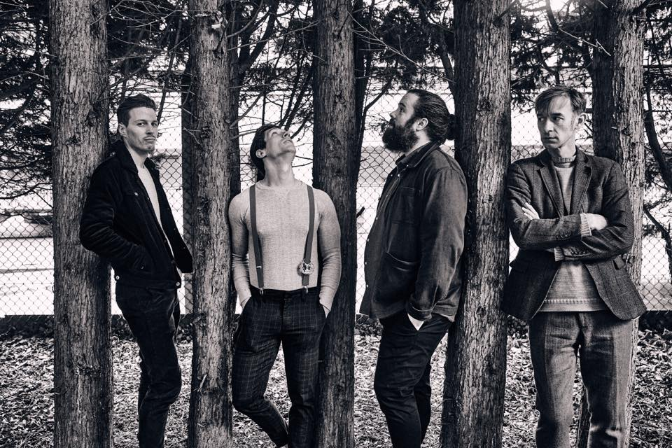 Modern Hinterland Band Picture