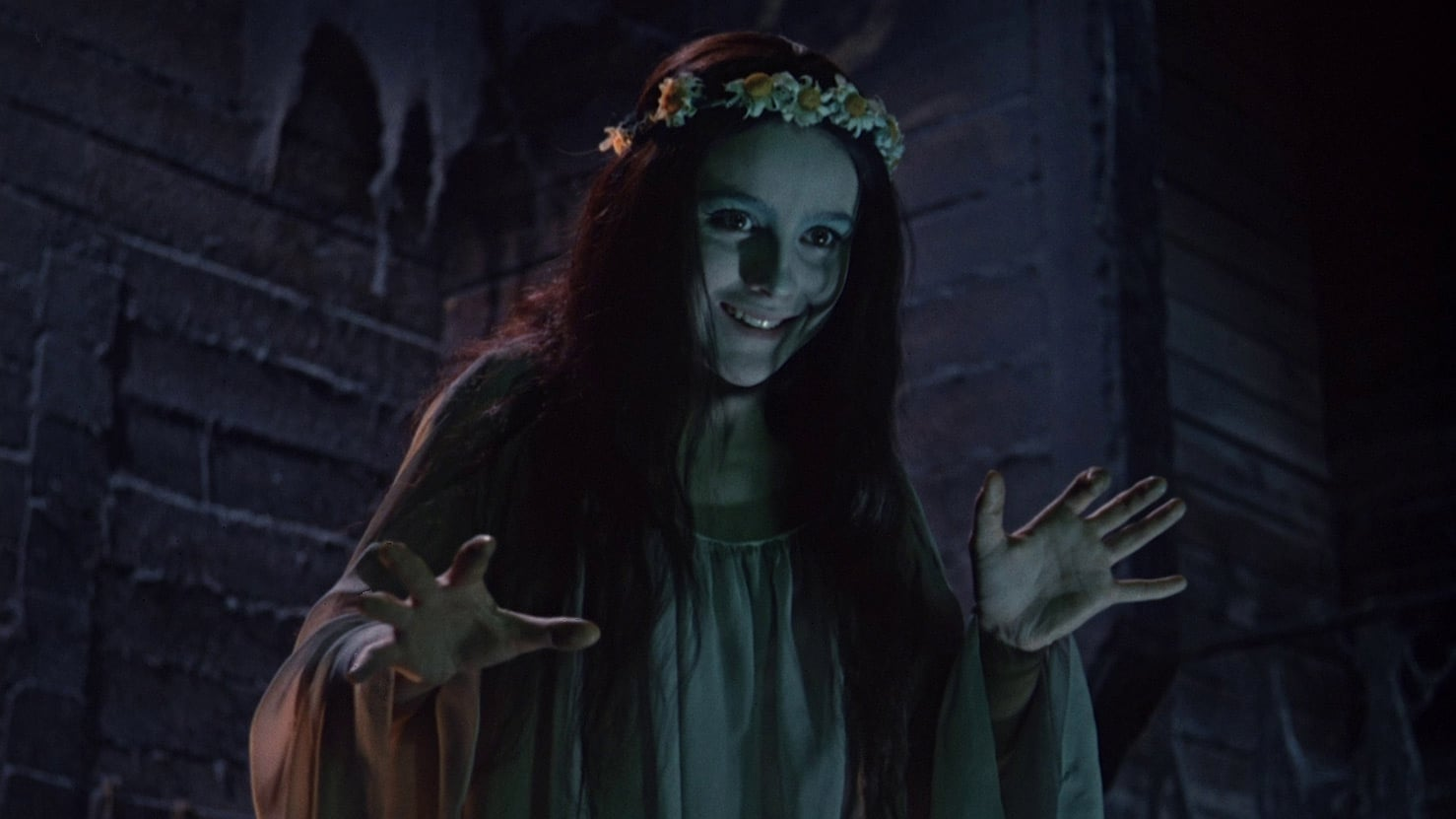 the witch in Viy