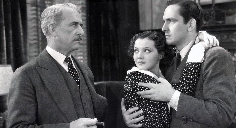 Mr Prentice and the unhappy couple