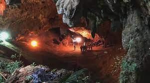 Tham Luang Nang Non cave