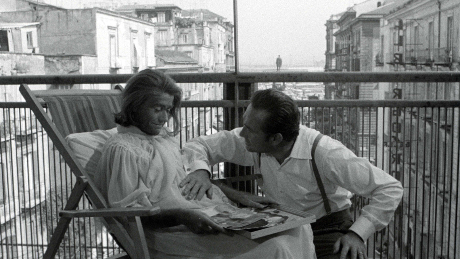 Maria and Focaccia