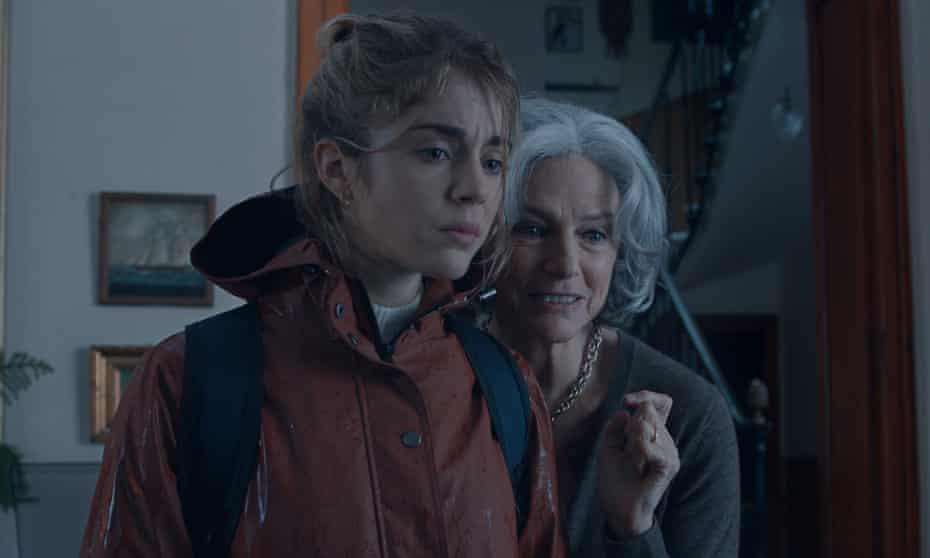 Julie and Elizabeth